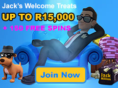 Jack Million - South African Online Casino
