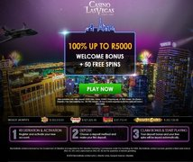 Casino Las Vegas is now back in South Africa and accepting Play in Rands