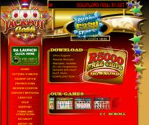 Jackpot Cash Casino Screenshot