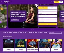 Get 10 Free Spins at Yako Casino
