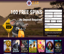 Click Here to Get 100 Free Spins at ZAR Casino